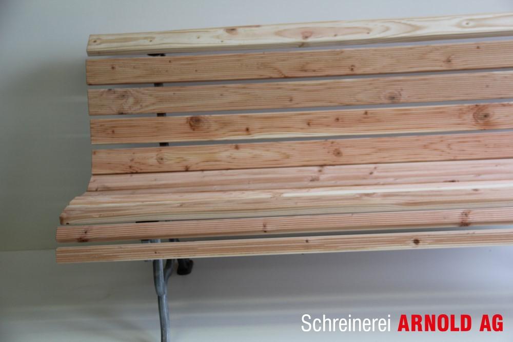 holzbank rustikal schreinerei arnold ag. Black Bedroom Furniture Sets. Home Design Ideas